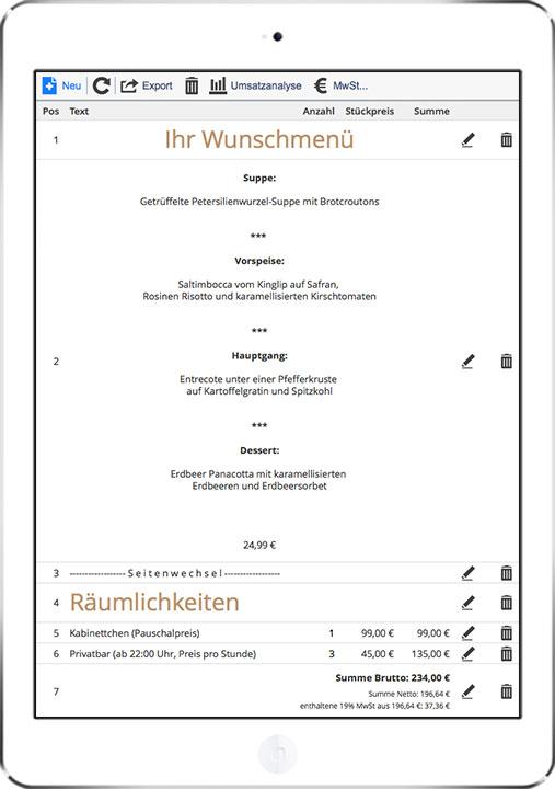Fein Kostenlose Catering Menüvorlage Galerie - Beispiel Anschreiben ...