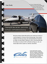 Case Study Carlos Aviation Catering